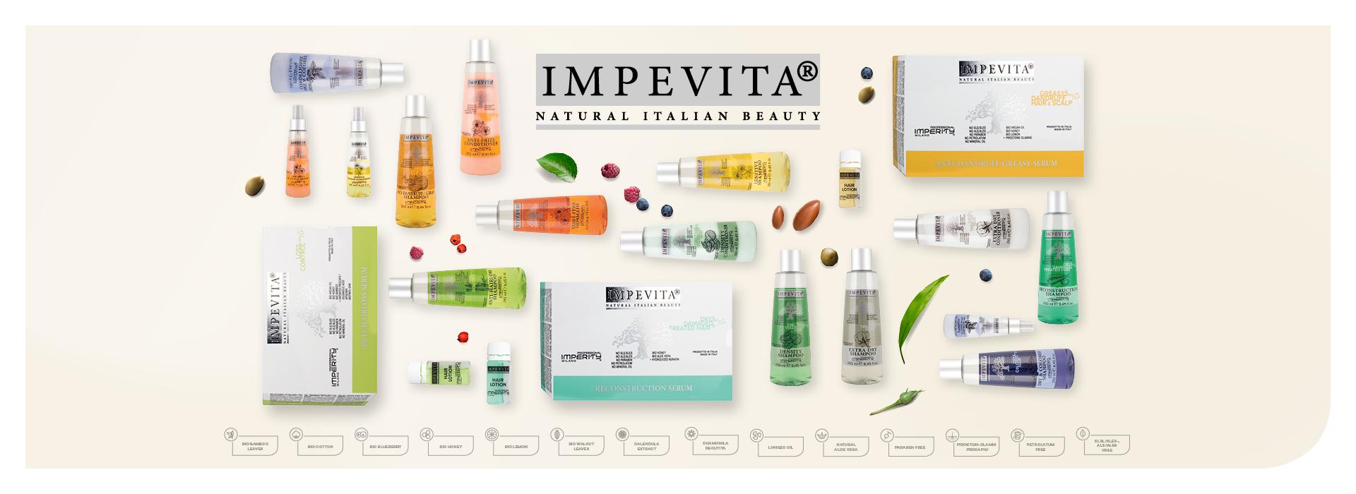 Impevita Natural Italian Beauty