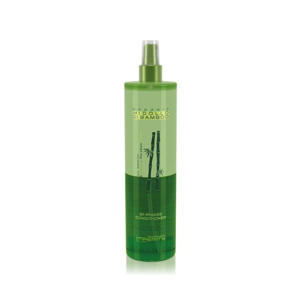 Organic Midollo Di Bamboo Kétfázisú Hajkondicionáló Spray 500ml IP