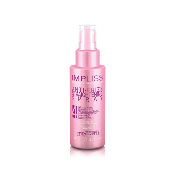 IMPLISS GLIOXILSAVAS KARBANTARTÓ SPRAY 100ML