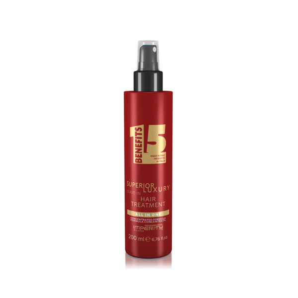 All In One Superior Luxury Hair Treatment-Luxus ultrakönnyű hajban maradó multifunkciós spray maszk